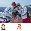 2007年02月25日(日) 尾瀬岩鞍