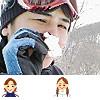 2008年03月23日(日) 尾瀬岩鞍