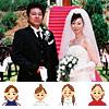 2008年06月14日(土) かおり&たつや結婚式